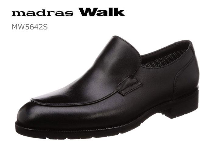 【6/5限定!Wエントリーで最大P16倍!カード】 マドラス ウォーク MW5642S メンズ ビジネスシューズ madras Walk 靴
