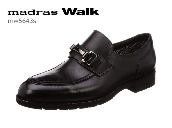 【7/25限定!Wエントリーで最大P16倍!カード】 マドラス ウォーク MW5643S メンズ ビジネスシューズ madras Walk 靴