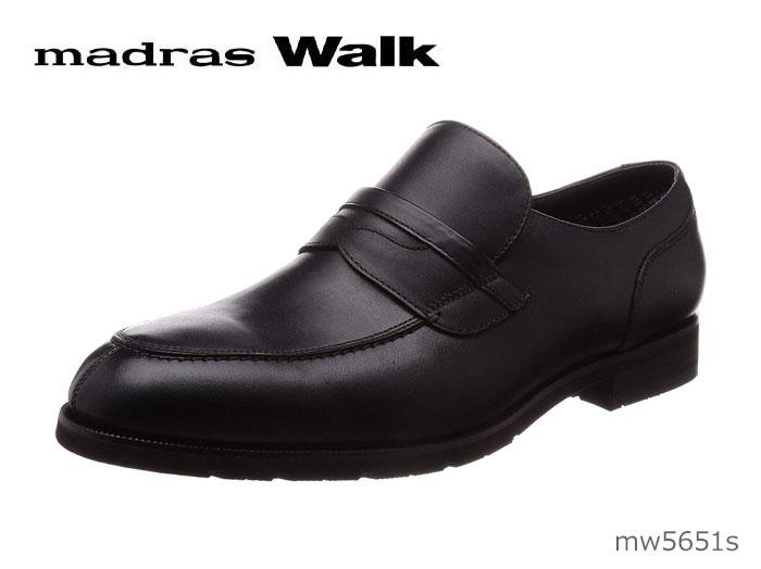 【7/25限定!Wエントリーで最大P16倍!カード】 マドラス ウォーク MW5651S メンズ ビジネスシューズ madras Walk 靴