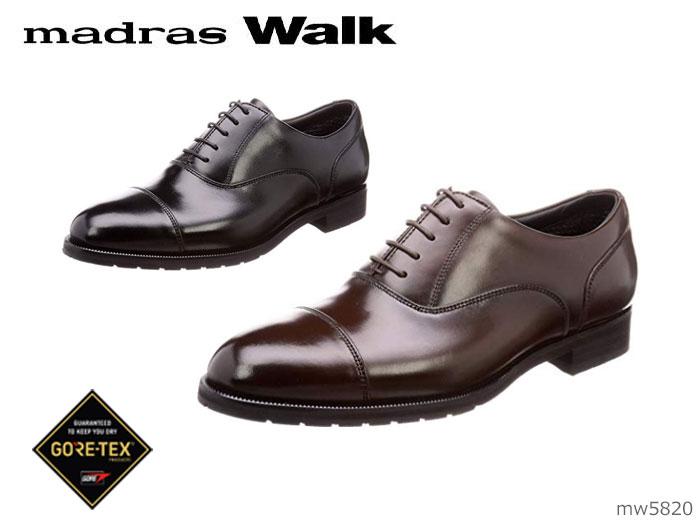【6/5限定!Wエントリーで最大P16倍!カード】 マドラスウォーク MW5820 メンズ ビジネスシューズ madras Walk 靴 ストレートチップ 正規品
