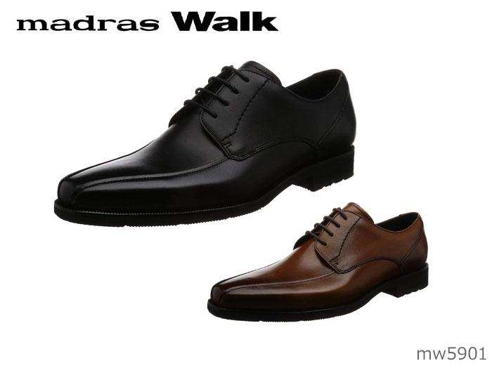 【7/25限定!Wエントリーで最大P16倍!カード】 マドラスウォーク MW5901 メンズ ビジネスシューズ madras Walk 靴
