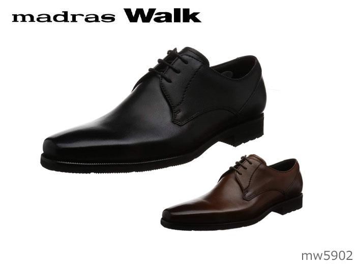【6/5限定!Wエントリーで最大P16倍!カード】 マドラスウォーク MW5902 メンズ ビジネスシューズ madras Walk 靴