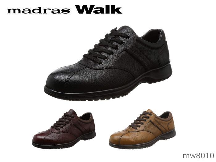 【6/5限定!Wエントリーで最大P16倍!カード】 マドラスウォーク MW8010 メンズ カジュアルシューズ madras Walk 幅広 4E EEEE 靴