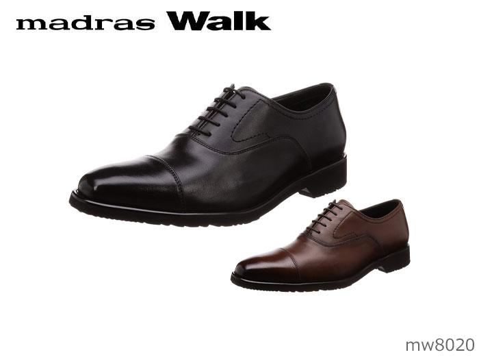 【6/5限定!Wエントリーで最大P16倍!カード】 マドラスウォーク MW8020 メンズ ビジネスシューズ madras Walk 靴