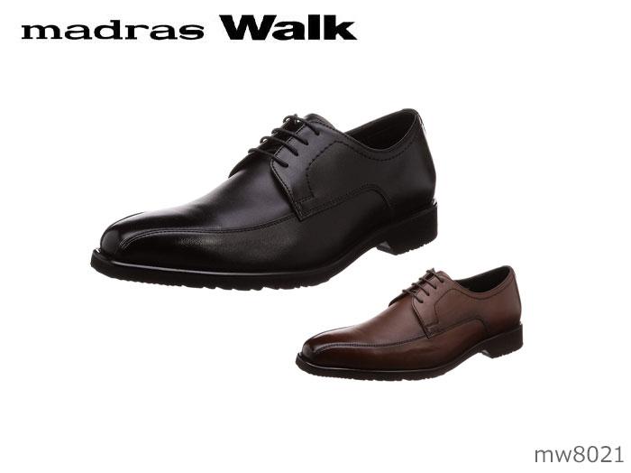 【6/5限定!Wエントリーで最大P16倍!カード】 マドラスウォーク MW8021 メンズ ビジネスシューズ madras Walk 靴