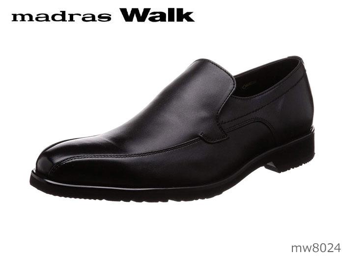 【4/10限定!WエントリーでP最大16倍!カード】 マドラスウォーク MW8024 メンズ ビジネスシューズ madras Walk 靴