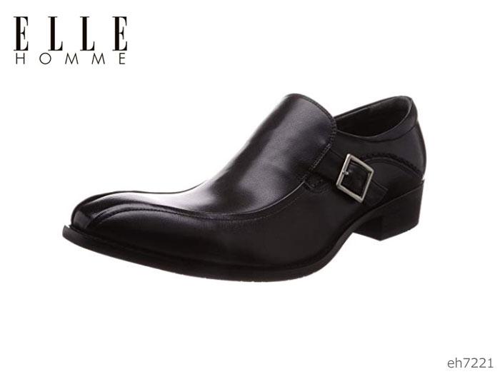 madras マドラス ELLE HOMME エルオム EH7221 メンズ ビジネスシューズ サイドストラップ 靴