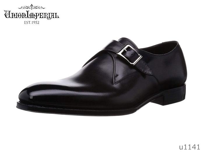 【4/10限定!WエントリーでP最大16倍!カード】 ユニオンインペリアル UNION IMPERIAL U1141 メンズ ビジネスシューズ 靴
