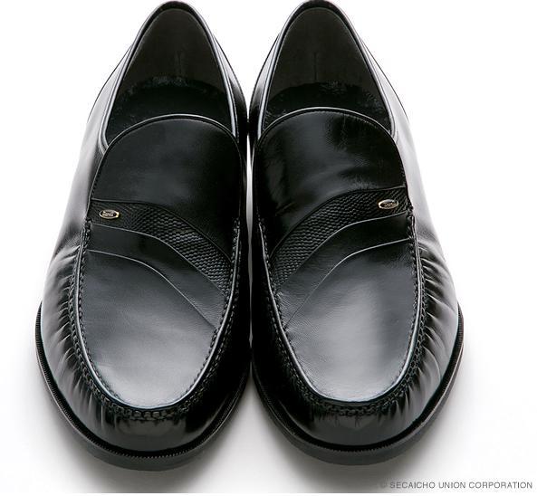 【6/5限定!Wエントリーで最大P16倍!カード】 マレリー Marelli 5118 ビジネス メンズシューズ 本革 モカシン 靴
