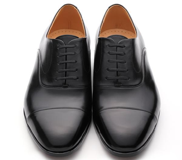 【4/10限定!WエントリーでP最大16倍!カード】 マレリー Marelli 5780 ビジネス メンズシューズ 本革 カーフ ストレートチップ 靴