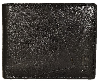 POLICE PA-59701-10 二つ折り財布 ポリス 牛革布 TIPICO