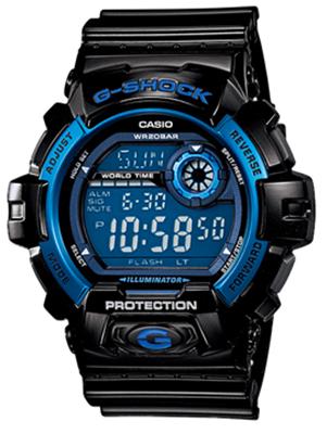 CASIO G-8900A-1JF 腕時計 カシオ ユニセックス クオーツ 樹脂 無機ガラス