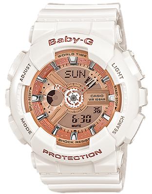 CASIO BA-110-7A1JF 腕時計 カシオ レディース クオーツ 樹脂 無機ガラス