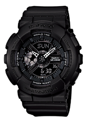 CASIO BA-110BC-1AJF 腕時計 カシオ レディース クオーツ 樹脂 無機ガラス
