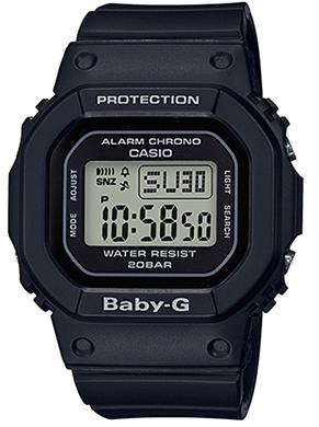 CASIO BGD-560-1JF 腕時計 カシオ レディース クォーツ 樹脂 無機ガラス
