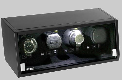 【新品】【国内正規品】BOXY CA-04 ウォッチワインダー 4個巻き