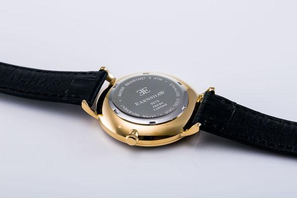 新品国内正規品日本限定 EARNSHAW ES 8078 02 腕時計 クォーツ アーンショウ BRISTOL メンズT1cFJlK
