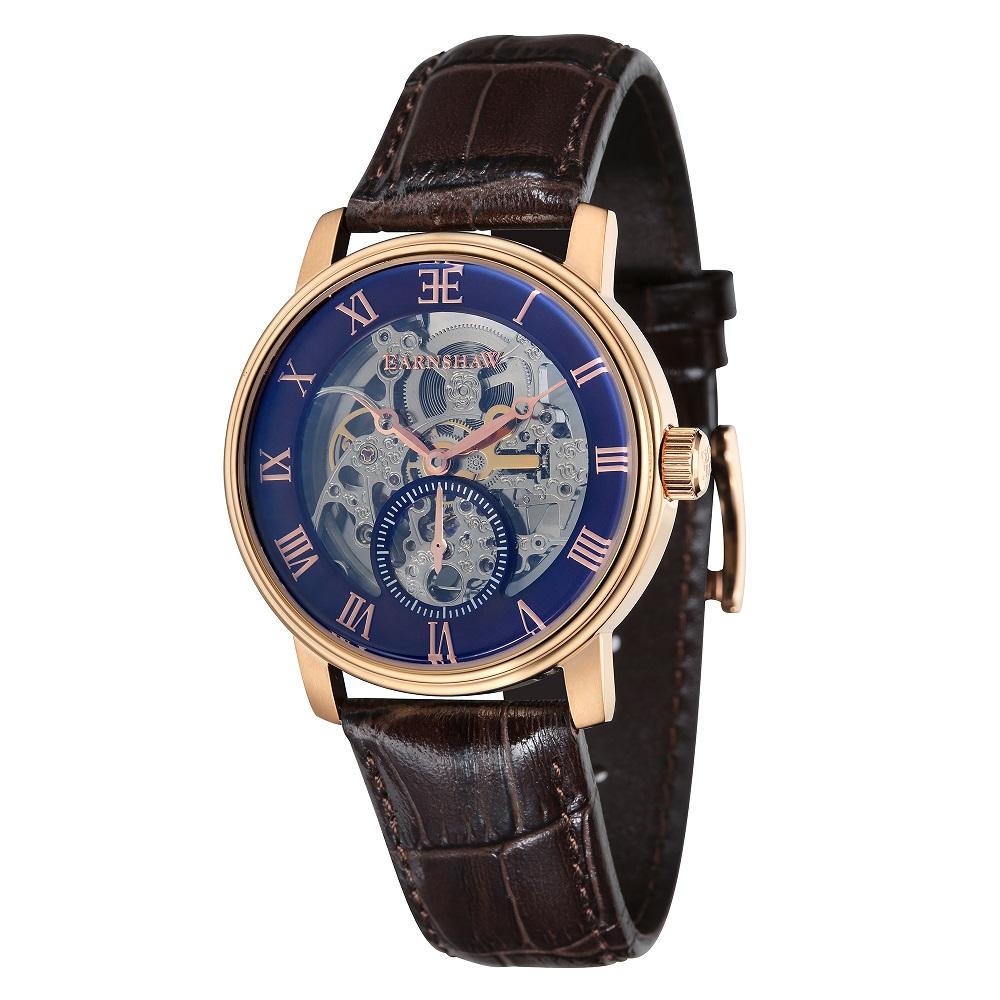 【新品】【国内正規品】EARNSHAW ES-8041-05  腕時計 自動巻き アーンショウ メンズ WESTMINISTER