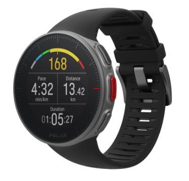 【新品】【国内正規品】POLAR Vantage V BK 腕時計 H10心拍センサー無し スマートウォッチ  ポラール ユニセックス メンズ レディース iphone