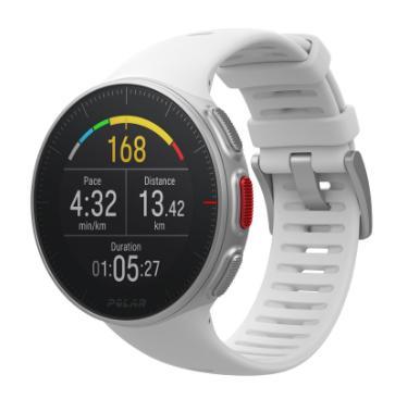 【新品】【国内正規品】POLAR Vantage V WH 腕時計 H10心拍センサー無し スマートウォッチ  ポラール ユニセックス メンズ レディース iphone