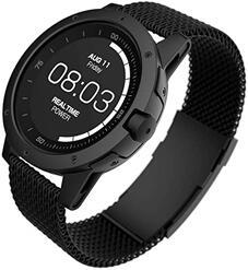 スマートウォッチ MATRIX POWER WATCH 1BK MESH 【新品】【国内正規品】腕時計  スマートアール ユニセックス 技適マーク取得済 smart watch スマートブレスレット メンズ レディース