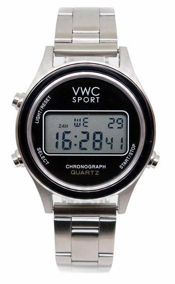 【新品】【国内正規品】VAGUE WATCH DG-L-001-SR 腕時計 クオーツ メンズ アラーム ストップウォッチ