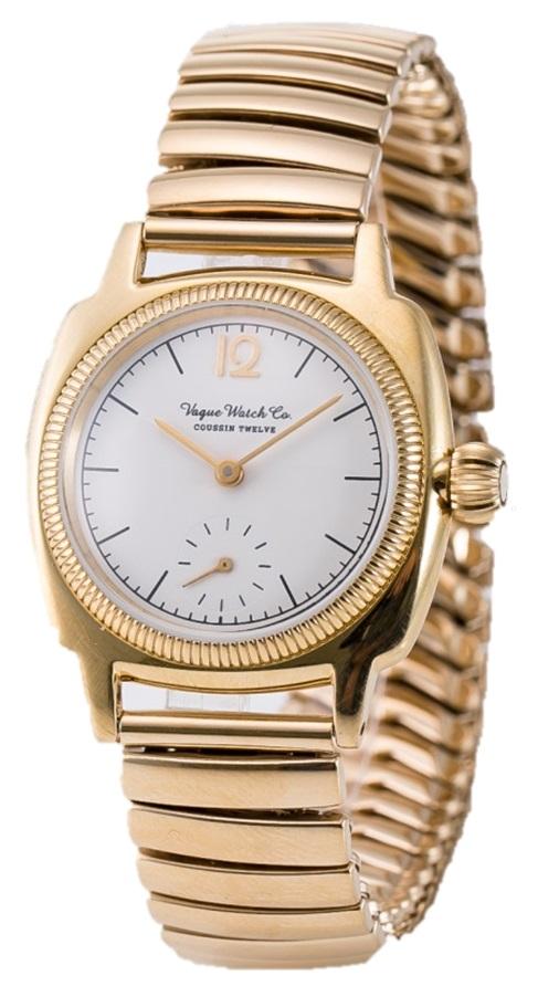 【新品】【国内正規品】VAGUE WATCH CO-S-012-YG-SE  腕時計 クオーツ メンズ