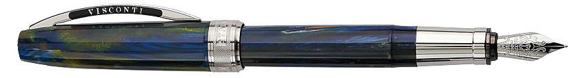 【新品】【国内正規品】VISCONTI V78318A10 万年筆 ビスコンティ VAN GOGH STARRY NIGHT ヴァン ゴッホ 星月夜
