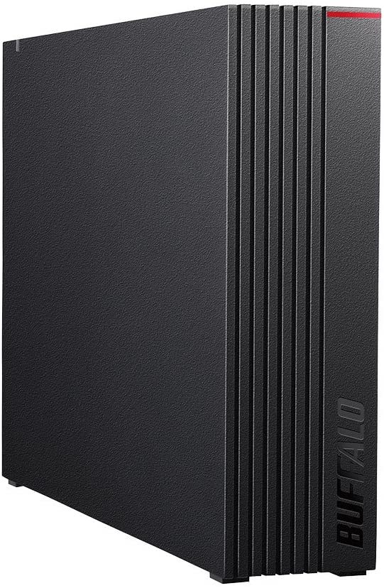 正規取扱店 BUFFALO USB3.1 Gen.1 新品 対応 外付けHDD ブラック HD-LD4.0U3-BKA 4TB