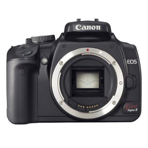 【中古】【1年保証】【美品】 Canon EOS Kiss デジタル X ボディ ブラック