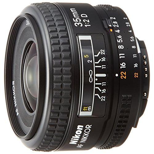 【中古】【1年保証】【美品】Nikon Ai AF 35mm F2D
