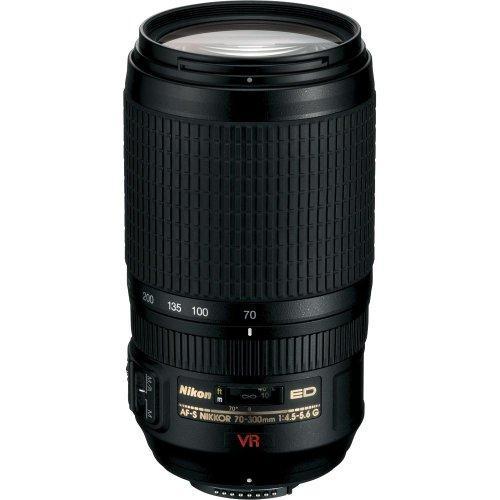 【中古】【1年保証】【美品】 Nikon AF-S VR 70-300mm F4.5-5.6G IF-ED
