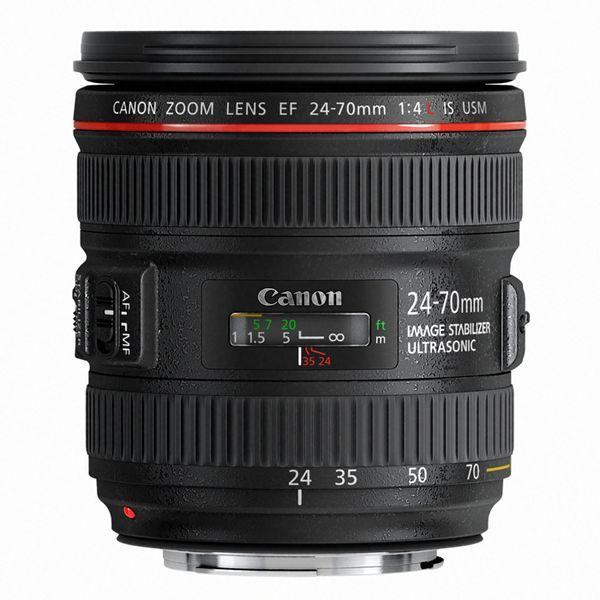 【中古】【1年保証】【美品】Canon EF 24-70mm F4 L IS USM