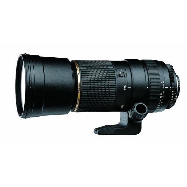 【中古】【1年保証】【美品】TAMRON SP AF 200-500mm F5-6.3 Di ニコン A08N