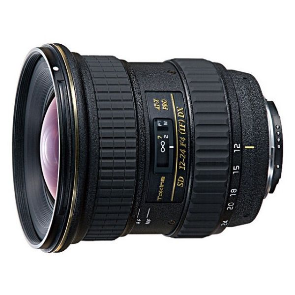 【中古】【1年保証】【美品】Tokina AT-X 12-24mm F4 PRO DX ニコン