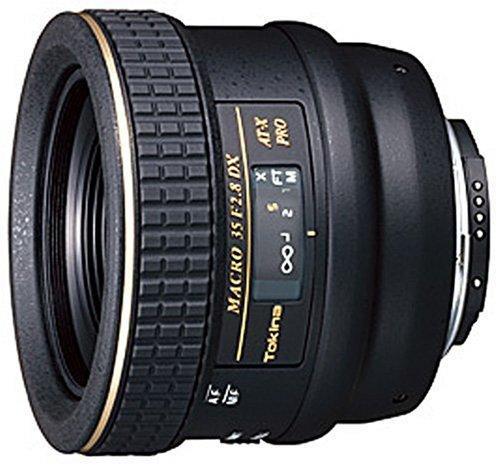 【中古】【1年保証】【美品】Tokina AT-X 35mm F2.8 PRO DX MACRO ニコン