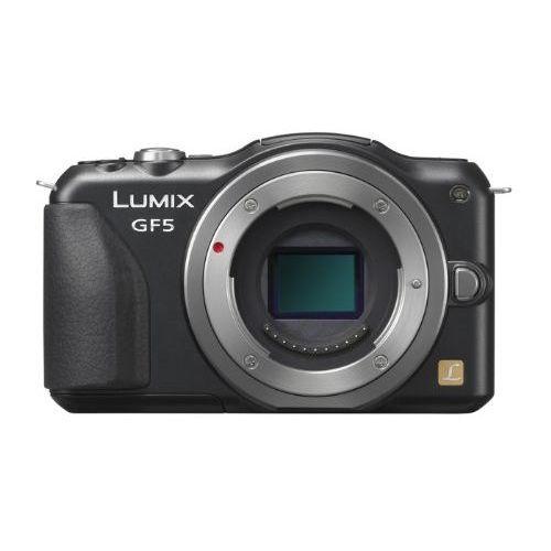 【中古】【1年保証】【美品】Panasonic LUMIX GF5 ボディ ブラック