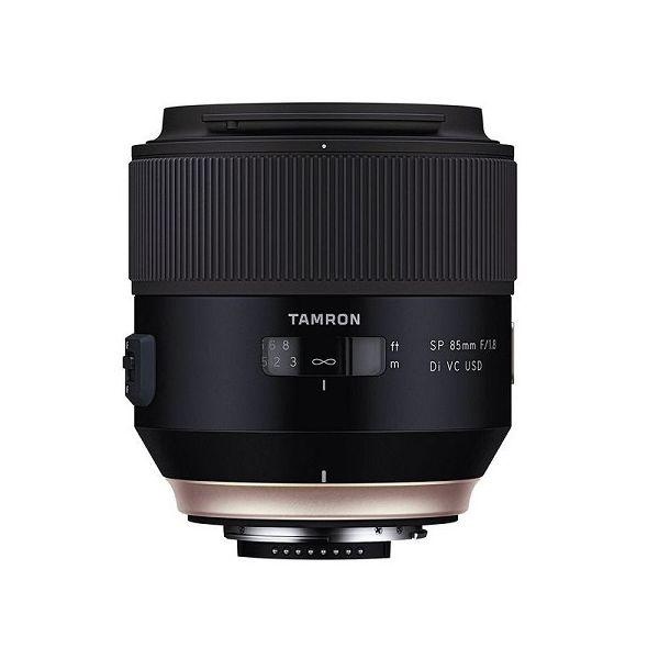 【中古】【1年保証】【美品】TAMRON SP 85mm F1.8 Di VC USD F016N ニコン