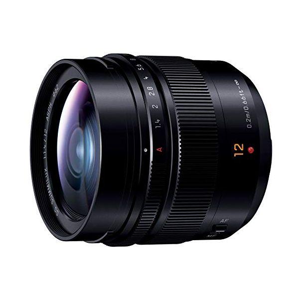 【中古】【1年保証】【美品】Panasonic LEICA DG SUMMILUX 12mm F1.4 ASPH. H-X012