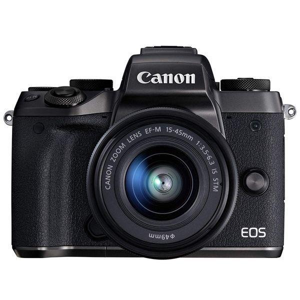 【中古】【1年保証】【美品】Canon EOS M5 15-45mm IS STM レンズキット