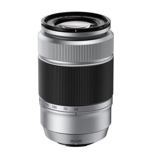 【中古】【1年保証】【美品】 FUJIFILM XC 50-230mm F4.5-6.7 OIS シルバー