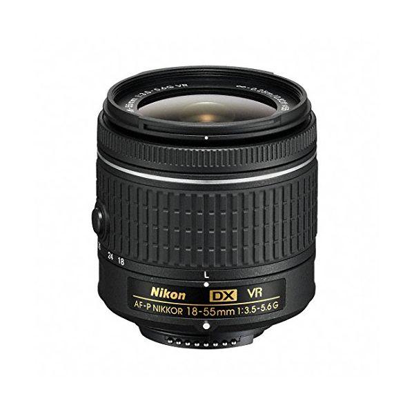【中古】【1年保証】【美品】Nikon AF-P DX 18-55mm F3.5-5.6G VR