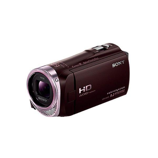 【中古】【1年保証】【美品】SONY HDビデオカメラ HDR-CX420 ブラウン