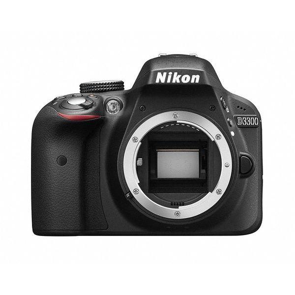 【中古】【1年保証】【美品】Nikon D3300 ボディ ブラック