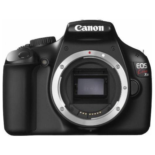 【中古】【1年保証】【美品】 Canon EOS Kiss X50 ボディ ブラック