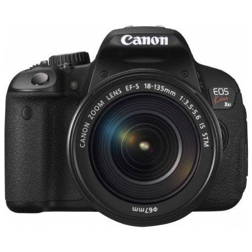 【中古】【1年保証】【美品】 Canon EOS Kiss X6i EF-S 18-135mm IS レンズキット
