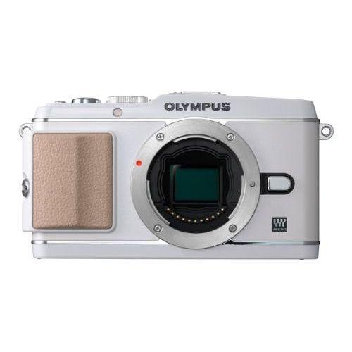 【中古】【1年保証】【美品】OLYMPUS E-P3 ボディ ホワイト