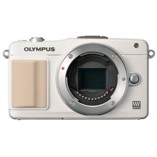 【中古】【1年保証】【美品】OLYMPUS E-PM2 ボディ ホワイト