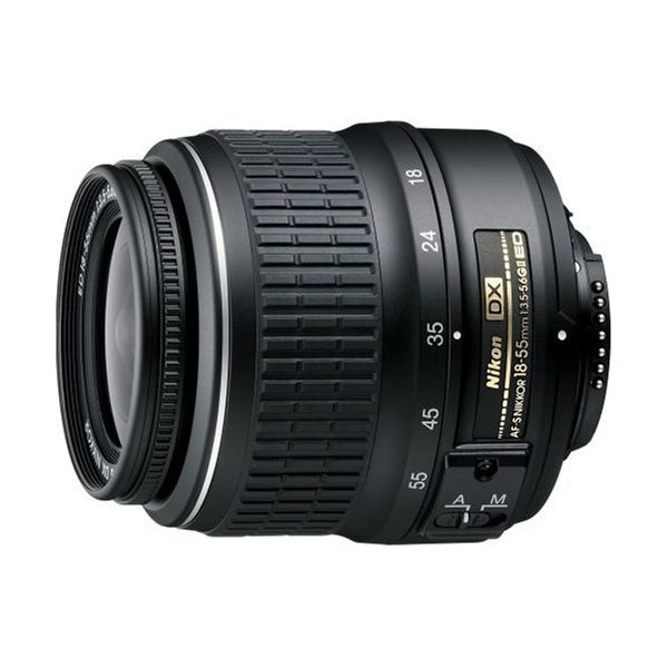 【中古】【1年保証】【美品】 Nikon AF-S DX 18-55mm F3.5-5.6 G ED II