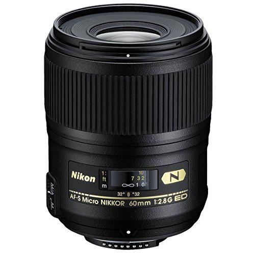 【中古】【1年保証】【美品】Nikon AF-S 60mm F2.8G ED Micro
